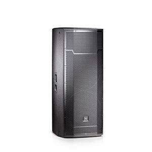 "Dual 15"" Two-Way Full-Range Main System JBL PRX725 ตู้ลำโพง 15 x 2 นิ้ว 2 ทาง 1,500 วัตต์ มีแอมป์ในตัว คลาส D ช่วงย่านความถี่ 49 Hz-17 kHzJBL PRX725 ลำโพง"