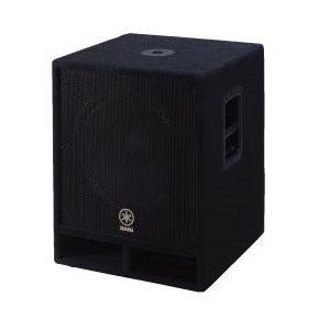 "YAMAHA A15W15"" Subwoofer Speaker YAMAHA A15W ตู้ลำโพงซับวูฟเฟอร์ 15 นิ้ว 1,000 วัตต์ โอมห์YAMAHA A15W ลำโพงซับวูฟเฟอร์ passive"