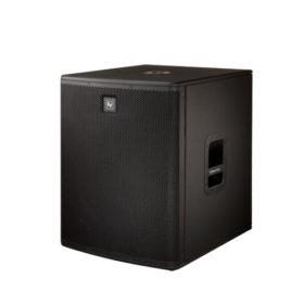 """EVELX-118P18"""" POWERED SUBWOOFER EVELX-118P ตู้ลำโพงซับวูฟเฟอร์มีแอมป์ในตัว ขนาด 18 นิ้ว คลาส D 700 วัตต์ ELECTRO‑VOICEELX118P ลำโพงซับวูฟเฟอร์"""
