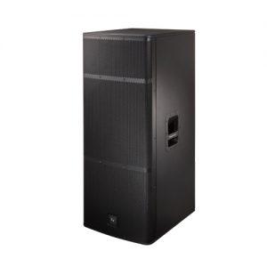 EVELX-215 ตู้ลำโพง 2x15 นิ้ว 2 ทาง 2400 วัตต์ มีค่าmax SPL สูงถึง137 dB EVELX215 ลำโพง Passive 15 นิ้ว 2 ดอก รับประกันของแท้แน่นอน