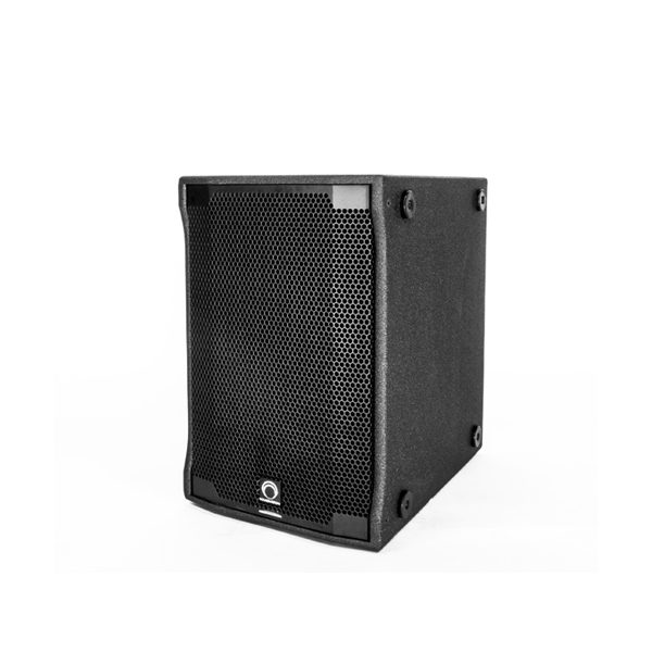 SOUNDVISION TLA-12S ตู้ลำโพงซับวูฟเฟอร์ 12 นิ้ว 600 วัตต์ มีแอมป์ในตัว คลาส D มี DSP และแอมป์ Class-D แบบ 3 ชาแนล มีกำลัง 600W/300W/300W ในตัว