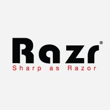 แบรนด์ RAZR จำหน่ายสินค้า ยี่ห่อ RAZR จอรับภาพโปรเจคเตอร์ Motorized Screens Projector Screen จอรับภาพโปรเจคเตอร์แบบแขวน แบบตั้งพื้น แบบพกพา อ