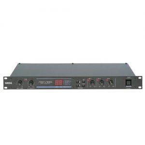 YAMAHA REV100 ดิจิตอลเอฟเฟ็ค 2 ไลน์อินพุต 16บิต / 44.1khz (Digital effects)YAMAHA REV100เครื่องปรุงแต่งเสียงสเตริโอระบบดิจิตอล Digital Reverberator