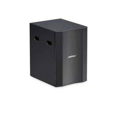 BOSE Panaray® LT MB24® Series III modular bass loudspeaker ตู้ลำโพงเบสติดผนัง 3 ทาง ขนาด 2x12 นิ้ว 3200 วัตต์ลำโพงเบสติดผนัง