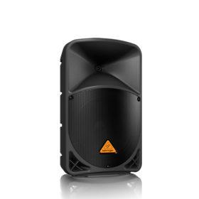 BEHRINGER B112D ตู้ลำโพง 12 นิ้ว 2 ทาง 1,000 วัตต์ มีแอมป์ในตัว คลาส D BEHRINGER B112Dลำโพง Active PA Speaker System with Integrated Mixer
