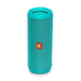 JBL Flip 4 Waterproof Bluetooth Speaker(สีเขียว) JBL FLIP4 ลำโพงพกพาไร้สายกันน้ำได้ มีไมโครโฟนในตัว เชื่อมต่อการทำงานด้วยระบบบลูทูธ ใช้งานได้ประมาณ 12 ชม. JBL FLIP4 ลำโพงบลูทูธ จากแบรนด์ JBL