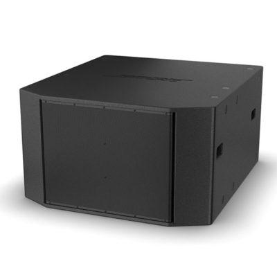 BOSE RoomMatch® RMS218-VLF ตู้ลำโพงซับวูฟเฟอร์ไลน์อาร์เรย์ 18x2 นิ้ว 6000 วัตต์ Subwoofer for Bose RoomMatch® array module loudspeakers