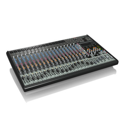 Ultra-Low Noise Design 24-Input 4-Bus Mixer BEHRINGER EURODESK SX2442FX เครื่องผสมสัญญาณเสียงอนาล็อก BEHRINGER EURODESK SX2442FXมิกเซอร์อนาล็อก