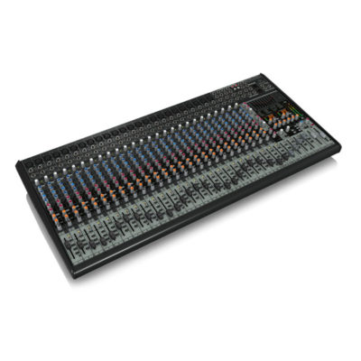 Ultra-Low Noise Design 32-Input 4-Bus Mixer BEHRINGER EURODESK SX3242FX เครื่องผสมสัญญาณเสียงอนาล็อก BEHRINGER EURODESK SX3242FXมิกเซอร์อนาล็อก