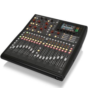 BEHRINGER X32 PRODUCER 40-Input, 25-Bus Rack-Mountable with 16 Programmable MIDAS Preamps, 17 Motorized Faders, 32-Channel Audio Interface and iPad/iPhone*