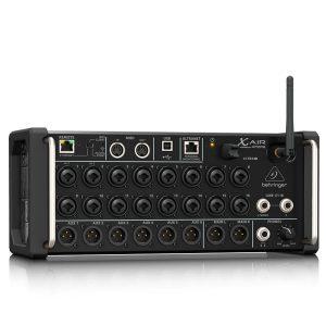 BEHRINGER X AIR XR18 มิกเซอร์ดิจิตอล เครื่องผสมสัญญาณเสียง ระบบดิจิตอล มี WIFI ในตัว สามารถควบคุมผ่าน แท็บเล็ต iOS และ Android ได้