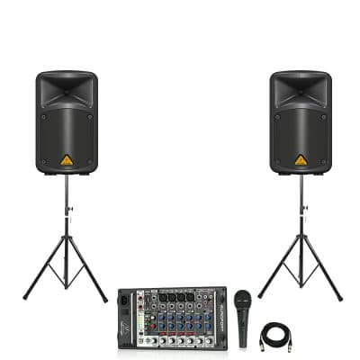 BEHRINGER EPS 500MP3