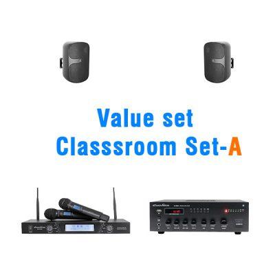 Value set Classsroom Set-A
