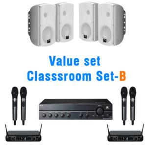 Value set Classsroom Set-B