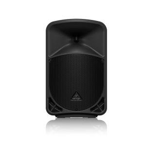 BEHRINGER B110D ตู้ลำโพง 10 นิ้ว 2 ทาง 300 วัตต์ มีแอมป์ในตัว คลาส D BEHRINGER B110D ลำโพง Active PA Speaker System with Wireless Option