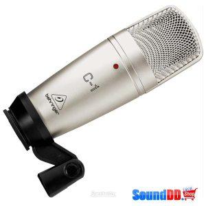 BEHRINGERC-1 Studio Condenser Microphone BEHRINGER C-1 ไมค์บันทึกเสียง BEHRINGER C-1ไมโครโพนสำหรับห้องบันทึกเสียง BEHRINGER C1ไมค์ห้องอัด
