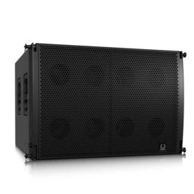 "TURBOSOUND LIVERPOOL TLX215L Compact Dual 15"" Subwoofer for Portable and Fixed Installation Applications TURBOSOUND TLX215L ตู้ลำโพงซับวูฟเฟอร์ไลน์อาร์เรย์ ขนาด 2*15 นิ้ว 4000 วัตต์ TURBOSOUND TLX-215L ลำโพงซับ Line Array"