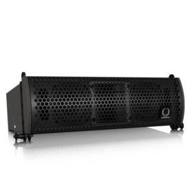 "TURBOSOUND TLX43 ตู้ลำโพงไลน์อาร์เรย์ 2*4 นิ้ว 2 ทาง 600 วัตต์TURBOSOUND TLX-43 Compact Dual 2 Way 4"" Line Array Element for Portable Fixed Installation"