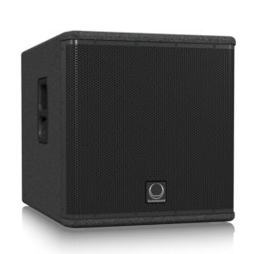 "TURBOSOUND VENUE TVX118B 18"" Front Loaded Subwoofer for Portable PA and Installation Applications TURBOSOUND TVX118B ตู้ลำโพงซับวูฟเฟอร์ 18 นิ้ว 2,400 วัตต์ TURBOSOUND TVX118B ลำโพงซับวูฟเฟอร์"