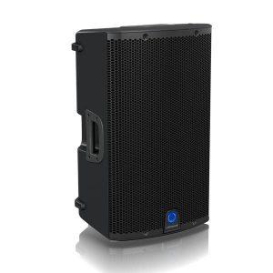 TURBOSOUNDiQ12 ตู้ลำโพง 12 นิ้ว 2 ทาง 2,500 วัตต์ มีแอมป์ในตัว คลาส D ตอบสนองความถี่ 52 Hz – 18 kHz ±3 dB, 45 Hz – 20 kHz -10 dB ลำโพง 12 นิ้ว