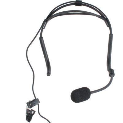 EVHM7 ไมโครโฟนแบบคาดศรีษะ คอนเดนเซอร์ สำหรับร้อง/พูด มีทิศทางการรับเสียงแบบ Supercardioid.Electro-Voice HM7ไมโครโฟนไร้สายคาดศรีษะ HEADWORN TA4F Connector