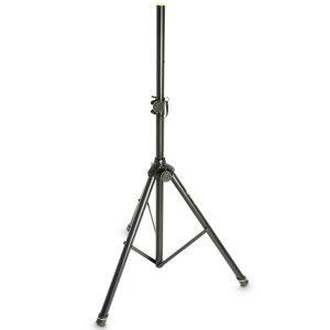 GRAVITY GSP5211B Speaker Stand 35 mm. GRAVITY GSP5211B ขาตั้งลำโพงอลูมิเนียม รองรับน้ำหนัก 50 กก. เส้นผ่าศูนย์กลาง 35 มม.GRAVITY G SP 5211B Speaker Stand