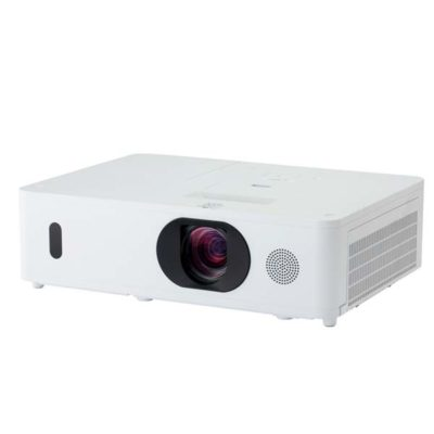 HITACHI CP-X5550GF Projectors perfect for large meeting rooms, lecture halls and auditoriums. HITACHI CP-X5550GF เครื่องฉายภาพ โปรเจคเตอร์ ห้องขนาดใหญ่ ความสว่าง: 5,800 ANSI Lumens Contrast: 10,000:1