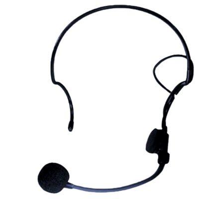 EVHM2 ไมโครโฟนแบบคาดศรีษะ | สำหรับร้อง/พูด มีทิศทางการรับเสียงแบบ CARDIOID.Electro-Voice HM2ไมโครโฟนไร้สายคาดศรีษะ HEADWORN TA4F Connector