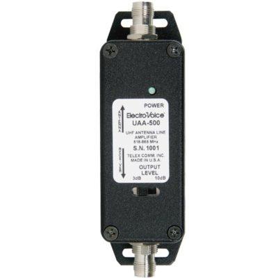 EVUAA-500 ANTENNA SIGNAL AMPLIFIER EVUAA-500 บูตเตอร์ขยายสัญญาณ Electro-Voice UAA500 แอมป์ขยายสัญญาณ Electro-VoiceUAA-500 ANTENNA SIGNAL AMPLIFIER