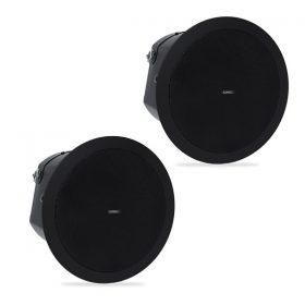 "QSCAD-C6T 6.5"" 135° conical QSC AD-C6T ลำโพงติดเพดาน 2 ทาง ขนาด 6.5 นิ้ว 60 วัตต์ แบบไลน์โวลล์ 70V/100V QSC AD-C6Tceiling speaker"