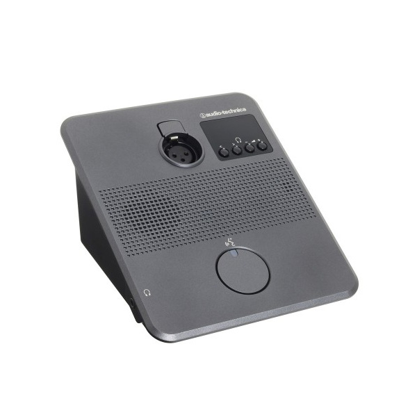 AUDIO-TECHNICAATUC-50DU /ATUC-M58H AUDIO-TECHNICA ATUC-50DU+M58H ชุดไมโครโฟน ห้องประชุม สำหรับประธาน/ผู้ร่วมประชุม ระบบดิจิตอล ก้านยาว 58 ซม.