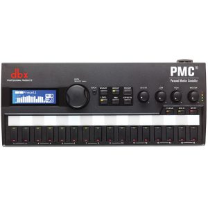 DBX PMC16 Personal Monitor Controller DBX PMC16เครื่องควบคุมลำโพง มอนิเตอร์ 16 ชาแนลDBX PMC16controller 16 channel ของแท้ มีประกัน รับบัตรเครดิต ออนไลน์