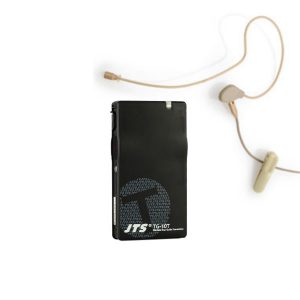 JTS TG-10T ชุดทัวร์ไกด์ Wireless Tour Guide Transmitter with CM-801S JTS TG-10Tเครื่องส่งสัญญาณสำหรับชุดทัวร์ไกด์ พร้อมไมค์เกี่ยวคล้องหู