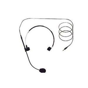 TOA YP-M301Headset Microphone ไมโครโฟนครอบศรีษะ สำหรับ TOA WM-2100 เครื่องส่งชุดทัวร์ไกด์ สำหรับผู้พูดบรรยายTOA YP-M301 ไมค์ WM-2100