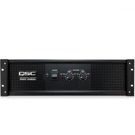 QSCRMX 4050a Two-Channel Power Amplifier QSCRMX 4050aเครื่องขยายเสียง 2 ชาเเนล คลาส H 1400x2 วัตต์ ที่ 4 โอมห์ QSC RMX 4050aเพาเวอร์แอมป์ ขยายเสียง