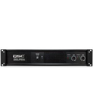 QSCCMX500Va Commercial Power Amplifier QSC CMX500Va เครื่องขยายเสียง 2 ชาเเนล คลาส AB 300 วัตต์ ที่ 8 โอมห์ QSC CMX500Va เพาเวอร์แอมป์ ขยายเสียง