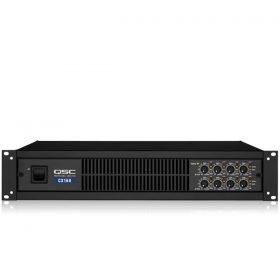 QSCCX168 8-Channel Low-Z Power Amplifier QSCCX168 เครื่องขยายเสียง 8 ชาเเนล คลาส AB+B 130 วัตต์ ที่ 4 โอมห์ QSC CX168เพาเวอร์แอมป์ ขยายเสียง