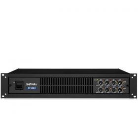 QSCCX108V 8-Channel 70V Power Amplifier QSCCX108V เครื่องขยายเสียง 8 ชาเเนล คลาส AB+B 500 วัตต์ ที่ 70V QSC CX108Vเพาเวอร์แอมป์ ขยายเสียง
