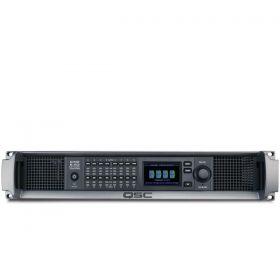 QSCCXD8.4Q Network Amplifiers QSCCXD8.4Q เครื่องขยายเสียง 4 ชาเเนล 500 วัตต์ ที่ 4 โอมห์ QSC CXD8.4Qเพาเวอร์แอมป์ ขยายเสียงซาวด์ดีดี ช็อป