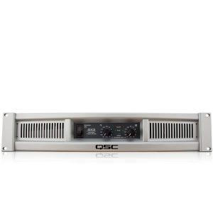 QSCGX3 Power Amplifier QSC GX3 เครื่องขยายเสียง 2 ชาเเนล คลาส D 300x2 วัตต์ ที่ 8 โอมห์ QSC GX3เพาเวอร์แอมป์ ขยายเสียง ซาวด์ดีดี ช็อป ออนไลน์