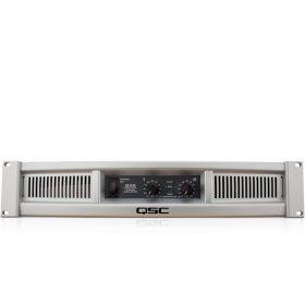 QSCGX5 Power Amplifier QSC GX5 เครื่องขยายเสียง 2 ชาเเนล คลาส D 500x2 วัตต์ ที่ 8 โอมห์ QSC GX5เพาเวอร์แอมป์ ขยายเสียง ซาวด์ดีดี ช็อป ออนไลน์