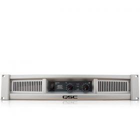 QSCGX7 Power Amplifier QSC GX7 เครื่องขยายเสียง 2 ชาเเนล คลาส D 725x2 วัตต์ ที่ 8 โอมห์ QSC GX7เพาเวอร์แอมป์ ขยายเสียง ซาวด์ดีดี ช็อป ออนไลน์