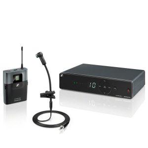 SENNHEISERXSW 1-908 ชุดไมค์ลอย จ่อเครื่องดนตรี ย่าน UHFSENNHEISER XSW 1-908ไมโครโฟนไร้สาย จอเครื่องดนตรี BRASS INSTRUMENT MICROPHONE