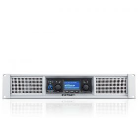 QSC GXD4 Professional Power Amplifiers QSC GXD4 เครื่องขยายเสียง 2 ชาเเนล คลาส D 1600 วัตต์ QSC GXD4เพาเวอร์แอมป์ ขยายเสียง