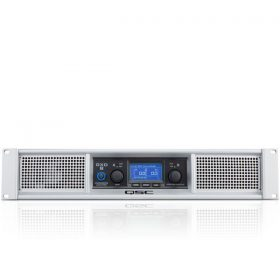 QSC GXD8 Professional Power Amplifiers QSC GXD8 เครื่องขยายเสียง 2 ชาเเนล คลาส D 4500 วัตต์ QSC GXD8เพาเวอร์แอมป์ ขยายเสียง