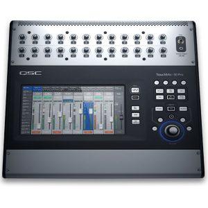 QSC TouchMix-30 Pro Digital Mixers 30 inputs 24 Mic/Line, 6 Lineเครื่องผสมสัญญาณเสียง ดิจิตอล มิกเซอร์ ดิจิตอล QSC TouchMix-30 Pro มิกเซอร์ ดิจิตอล