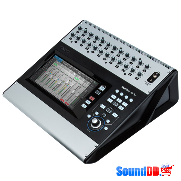 QSC TouchMix-30 Pro เครื่องผสมสัญญาณเสียง ดิจิตอล 32 ชาแนล 24 Mic/Line, 6  Line
