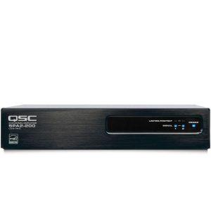 QSCSPA2-200 EnergyStar Power Amplifier QSC SPA2-200 เครื่องขยายเสียง 2 ชาเเนล คลาส D 200 วัตต์ ที่ 8 โอมห์ QSC SPA2-200เพาเวอร์แอมป์ ขยายเสียง