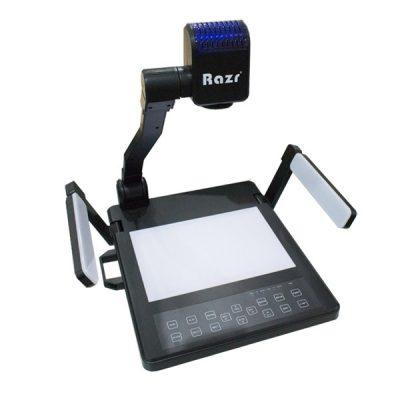 RAZR EV-520Visualizer RAZR EV-520 วิชวลไลเซอร์ ความละเอียด 5,000,000 Pixel Optical Zoom 22x Digital Zoom 13x RAZR EV 520เครื่องฉายภาพสามมิติ