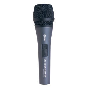 SENNHEISER e835S ไมค์สำหรับร้องเพลงSENNHEISER e835Sไมค์โครโพนสำหรับร้องเพลงSENNHEISER e835S ไมค์ร้องเพลง SENNHEISER e835S ไมค์ มีสวิตช์ เปิด(ON)/ปิด(OFF)